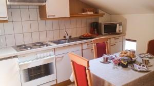 Appartements im Haus Wiesenegg
