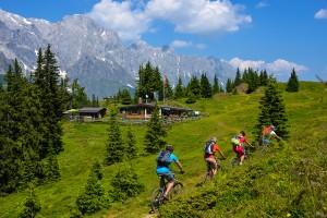 Mountainbike Maria Alm