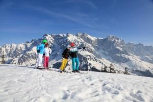 Skifahren Maria Alm